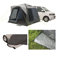 Outwell Milestone Pace Air Awning Package Deal 2018