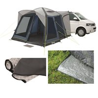 Outwell Milestone Pro Air Awning Package Deal 2018