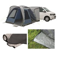 Outwell Milestone Pro Awning Package Deal 2018