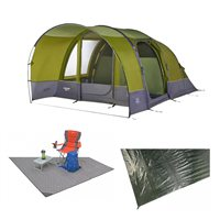 Vango Capri 400 Airbeam Tent Package 2018