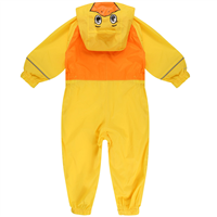 Regatta Charco Puddle Suit Spring Yellow 2018