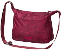 Jack Wolfskin Valparaiso Bag  (Option: Leaf Red)