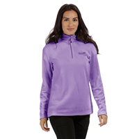 Regatta Sweethart Fleece PaisleyPurple 2018
