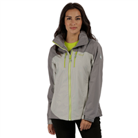 Regatta Calderdale II Womens Jacket Light Steel  2018