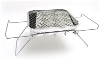 Bar Be Quick Disposable BBQ Stand