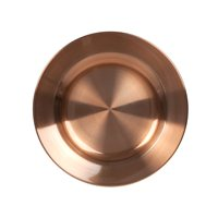 Summit B & Co Copper Finish 20cm Plate 2018