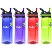 Summit BPA Free Water  Bottle with Carabiner 2018