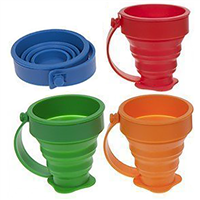 Summit Pop! 4 Piece Folding Cup Set 2018