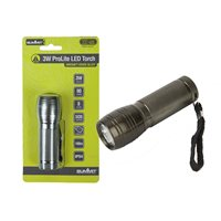 Summit 3W Aluminium Torch 2018