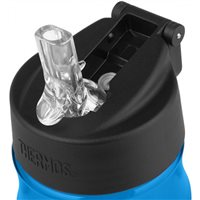 Thermos  Eastman Tritan Hydration Bottle with Straw 530ml (Option: Blue )