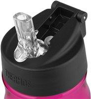 Thermos  Eastman Tritan Hydration Bottle with Straw 530ml (Option: Magenta )