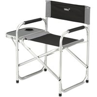 Gelert Matlock Aluminium Exec Chair with Table