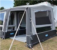 Kampa Grande Air All Season Caravan Awning Extension 2019