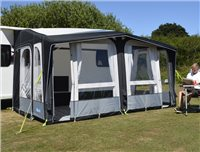 Kampa Club Air Pro 390 Caravan Awning 2019