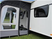 Dometic Rally Pro 200 Caravan Awning 2021