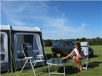 Kampa Dometic Rally Pro 330 Caravan Awning 2020