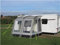 Kampa Dometic Rally 260 Caravan Awning 2020