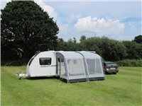 Kampa Dometic Rally 330 Caravan Awning 2020