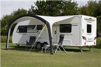 Kampa Sunshine AIR Pro 400 Caravan Awning 2020