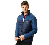 Regatta Icebound IV Mens Jacket Dark Denim/Navy  2018
