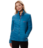 Regatta Icebound III Womens Jacket Moroccan Blue 2018