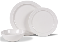Kampa Dometic Classic White Dinner Set 2019