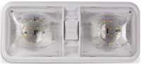 Kampa Dometic Double Ceiling Light 2019