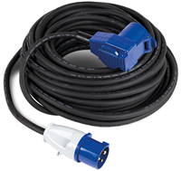 Kampa Mains Connection Lead with Coupler 2019