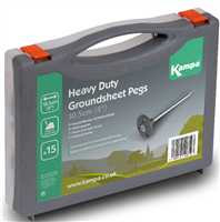 Kampa Heavy Duty Groundsheet Peg Pack
