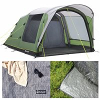 Outwell Cedarville 3A Air Tent Package Deal 2019