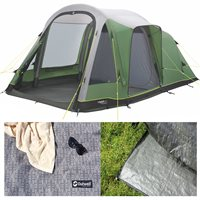 Outwell Reddick 5A Air Tent Package Deal 2019