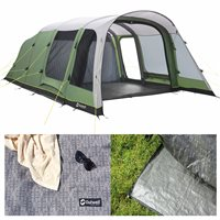 Outwell Broadlands 6A Air Tent Package Deal 2019