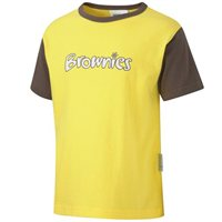 David Luke Brownie Short Sleeved T-Shirt