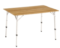 Outwell Cody L Bamboo Table 2019