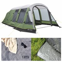 Outwell Woodburg 6A Air Tent Package deal 2019