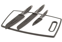 Outwell Caldas Knife Set with Cutting Board 2019
