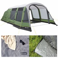 Outwell Woodburg 7A Air Tent Package Deal 2019