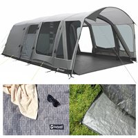 Outwell Mayville 6SA Air Tent Package Deal 2019