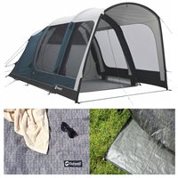 Outwell Rock Lake 3ATC Air Tent Package Deal 2019