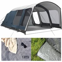 Outwell Rock Lake 5ATC Air Tent Package Deal 2019