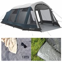 Outwell Stone Lake 5ATC Air Tent Package Deal 2019