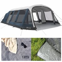 Outwell Stone Lake 7ATC Air Tent Package Deal 2019