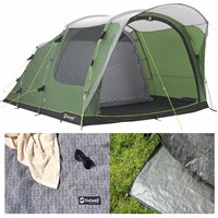 Outwell Franklin 5 Tent Package Deal 2019
