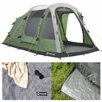 Outwell Dayton 4 Tent Package Deal 2019