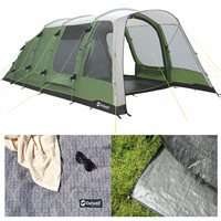 Outwell Willwood 5 Tent Package Deal 2019