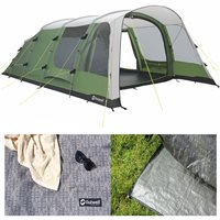 Outwell Willwood 6 Tent Package Deal 2019