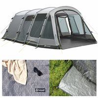 Outwell Montana 6P Tent Package Deal 2019