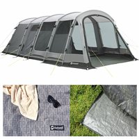 Outwell Vermont 6P Tent Package Deal 2019