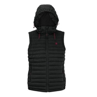 Blaze Wear Men's Traveller Gilet - Black
