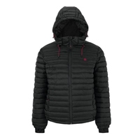 Blaze Wear Men's Traveller Jacket - Black